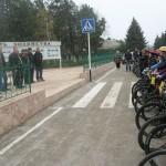 Велопробег, посвященный памяти Героя Социалистического труда Ивана Николаевича Переверзева