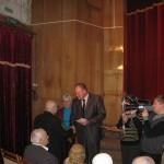 Вручение медалей к 70-летию Победы