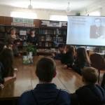 Встреча с творчеством писателя В.Г. Распутина. Литературная композиция «Живи в согласии со своей совестью»
