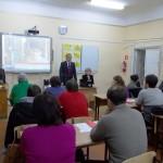 Школьное собрание для родителей выпускников 11 классов