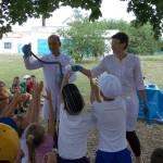 День экспериментов в ЛДП «Радуга детства»