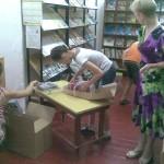 библиотечный клуб  июнь