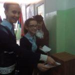 Выборы школьного лидера