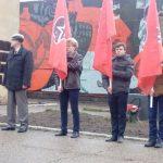 Митинг в ст. Новоминской