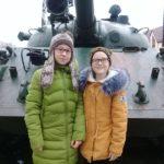 Посещение музея военной техники
